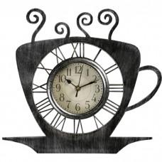 Часы настенные Кофейная чашка, 33 с...