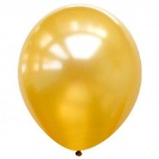 Шар гелиевый Золото